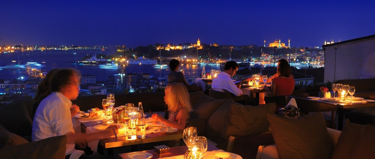 Georges Hotel Galata - A Boutique Hotel in Istanbul