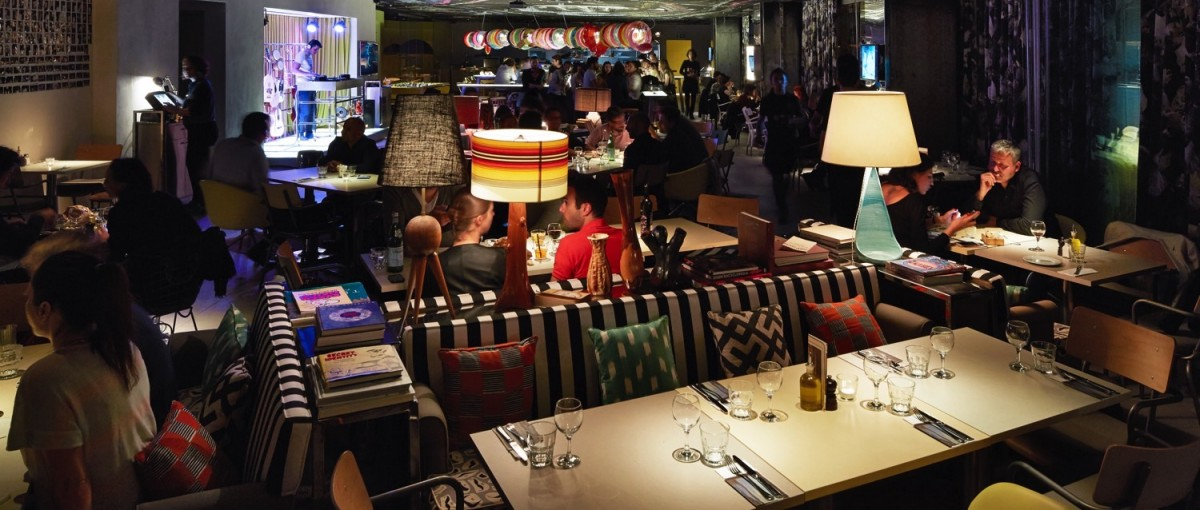 Mama Shelter Istanbul - A Boutique Hotel in Istanbul