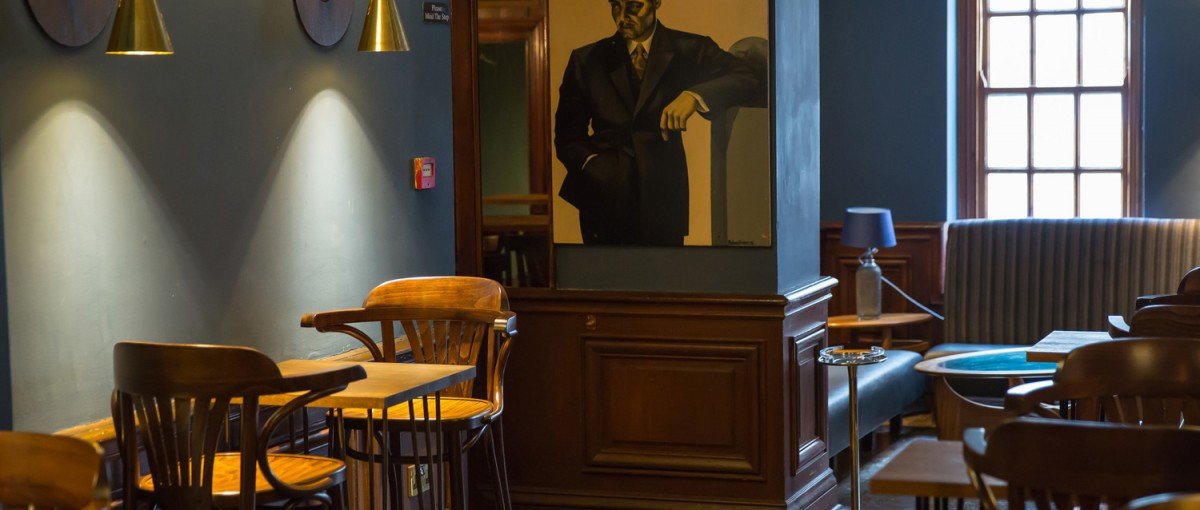 68 and Boston - A Cocktail Bar in London