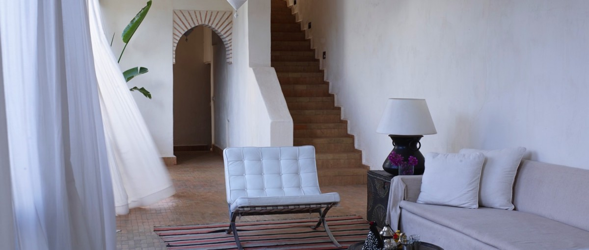 Riad Mena - A Design Hotel in Marrakech