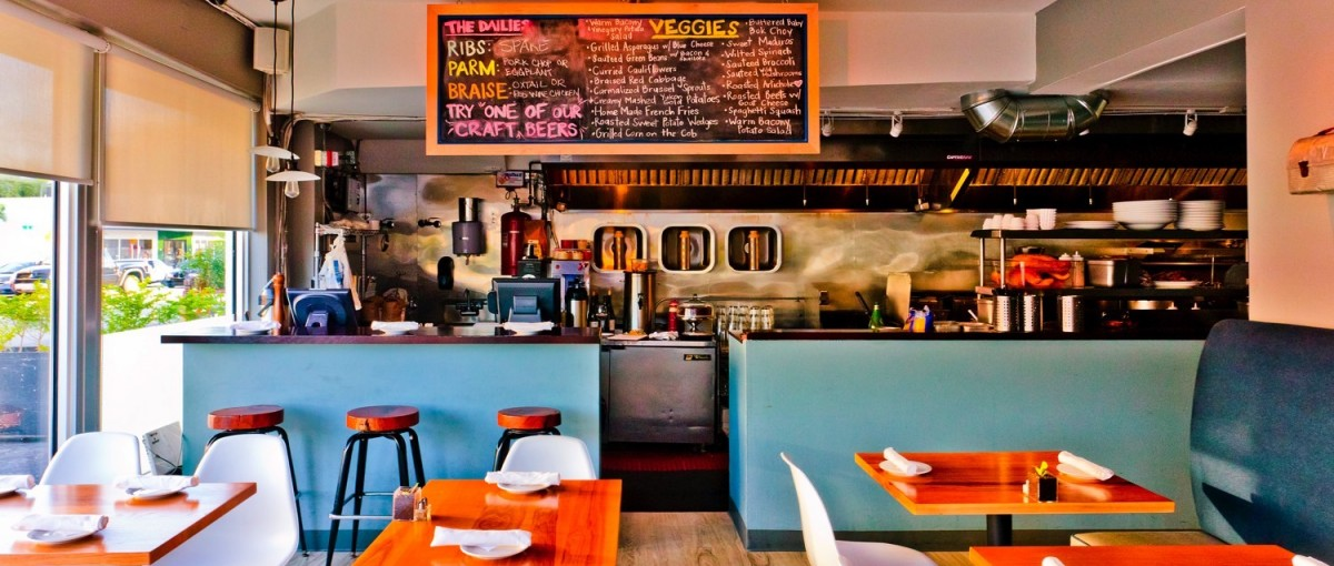 Blue Collar - A Comfort Food Restaurant in Miami