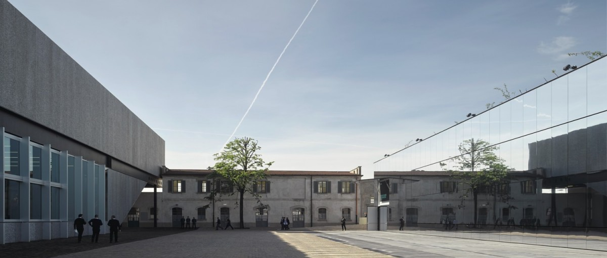 Fondazione Prada - An Art and Culture Centre in Milan
