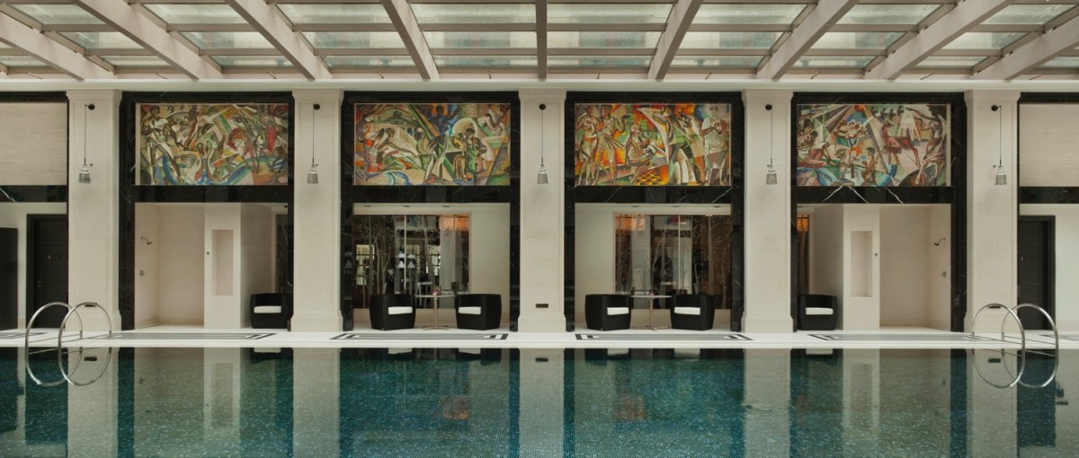 Four Seasons Hotel Moscow - A Luxury Chain Hotel in Moscow