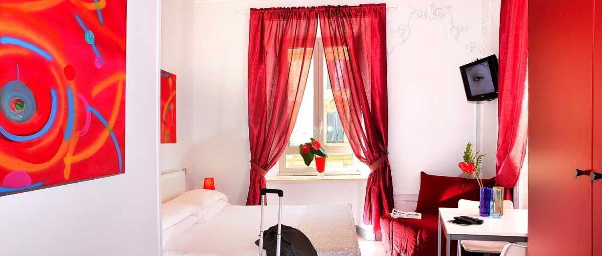 Colors Hotel   Hg2 Rome