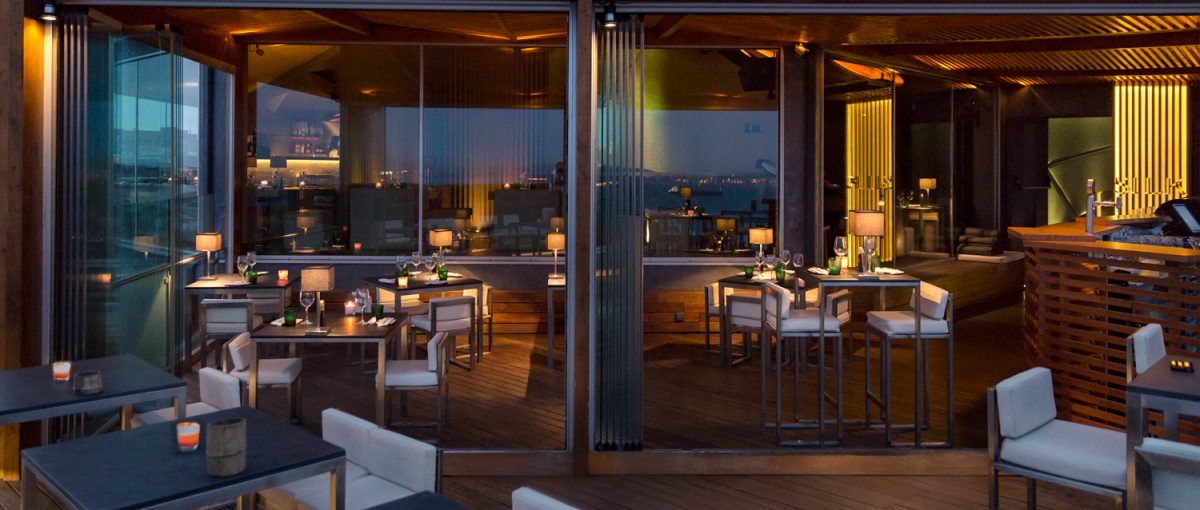Silk Club Lisbon - Sophisticated Rooftop bar and Japanese Restaurant