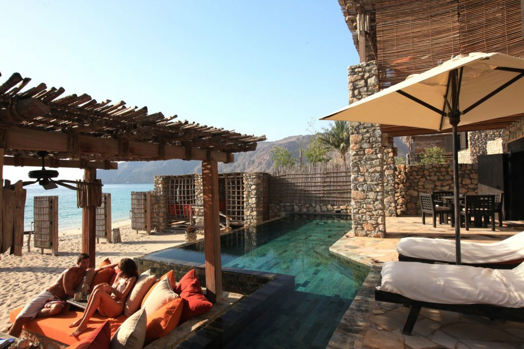 Six Senses Zighy Bay Oman - Luxury Honeymoon Hotels