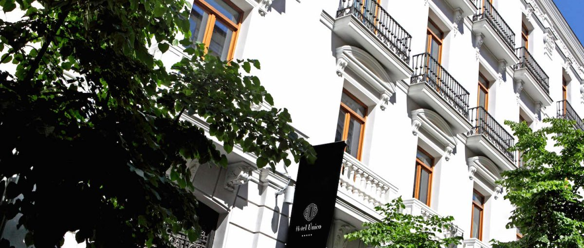 Hotel Unico | Hg2 Madrid