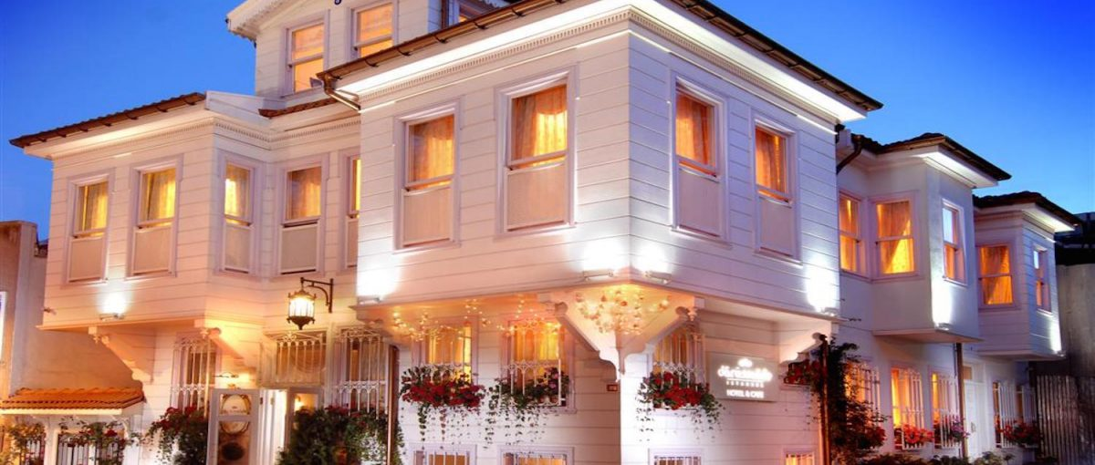 Darussaade Hotel | Hg2 Istanbul