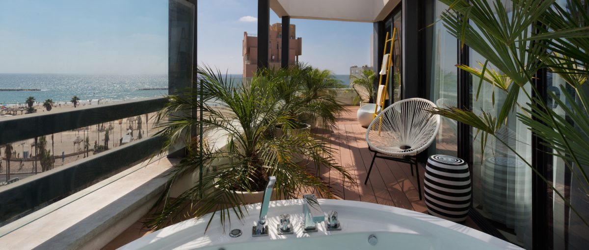 Brown Beach House | Hg2 Tel Aviv