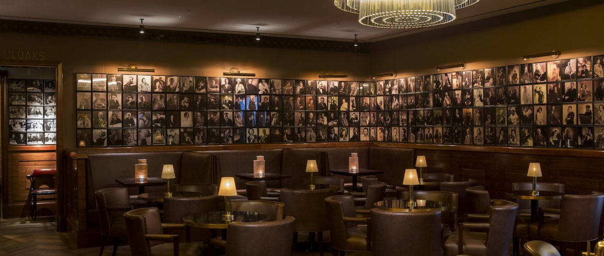 The Colony Grill Room   Hg2 London