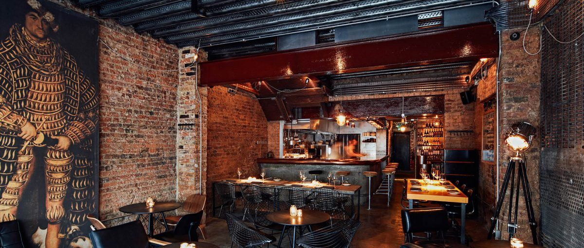 108 Garage - Restaurants in London