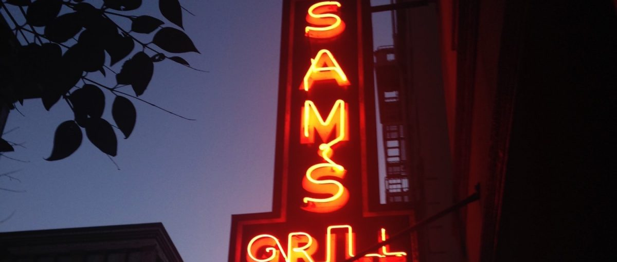 Sam's Grill | Hg2 San Francisco