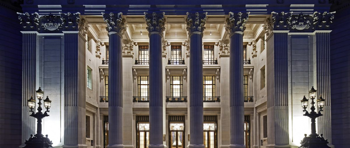 Four Seasons Hotel London at Ten Trinity Square | Hg2 London