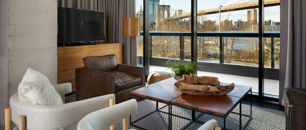 1 Hotel Brooklyn Bridge | Hg2 New York