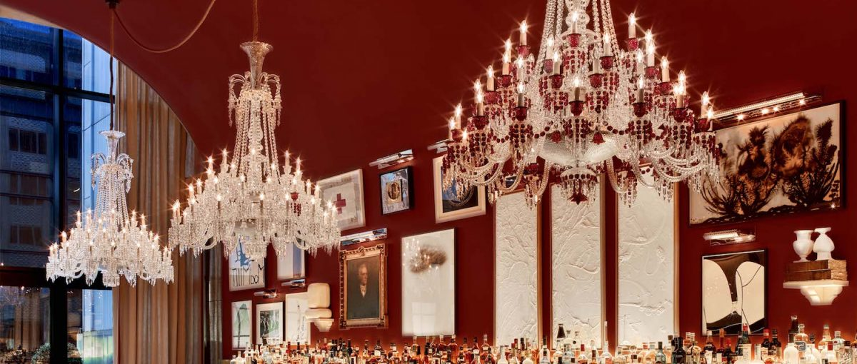 The Bar at Baccarat Hotel | Hg2 New York