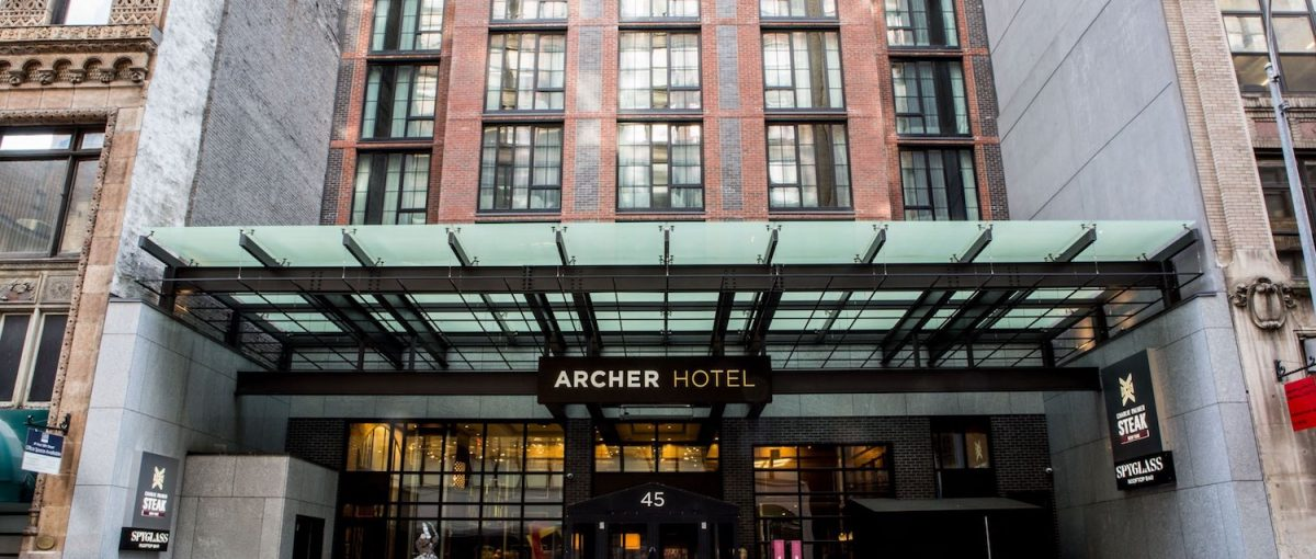 Archer Hotel New York | Hg2 New York