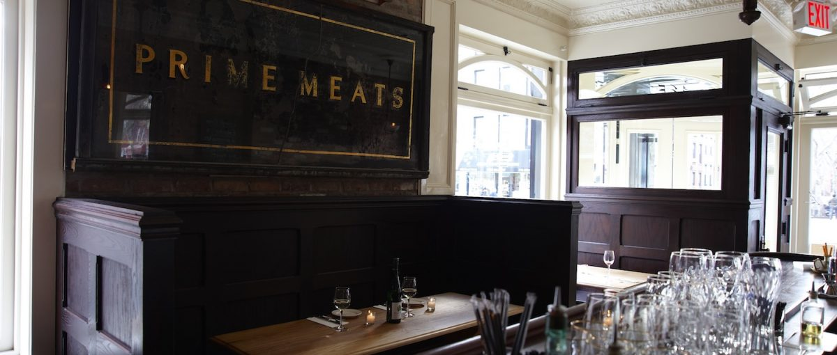 Prime Meats | Hg2 New York