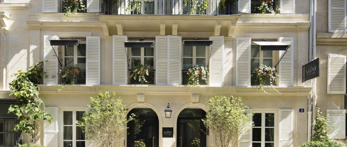 Le Saint Hotel | Hg2 Paris