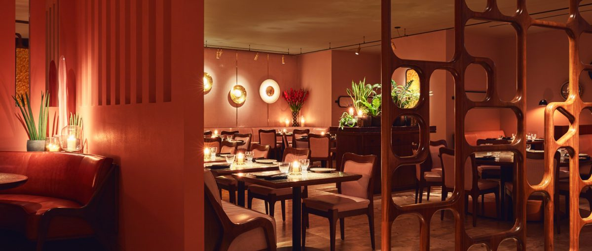Ella Canta London - A Modern Mexican Restaurant from Martha Ortiz in Mayfair London