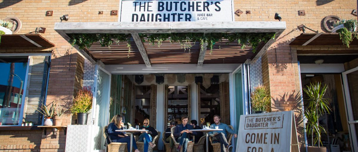 The Butcher's Daughter - A Vegetarian Restaurant in Venice | Hg2 Los Angeles
