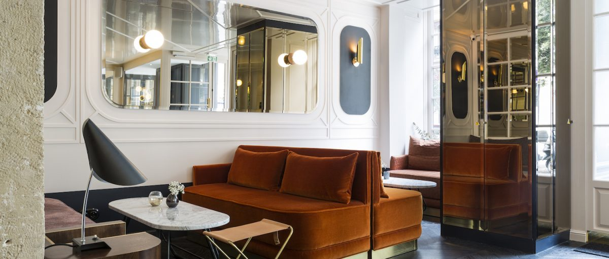 Hotel Panache - A Boutique Hotel in the 9th Arrondissement | Hg2 Paris