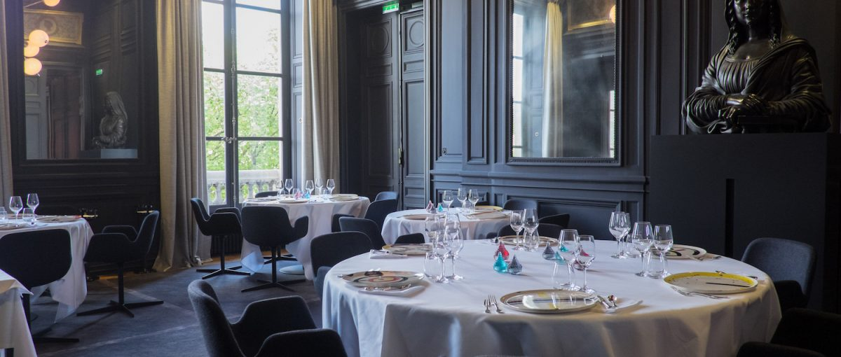 Restaurant Guy Savoy - A Gourmet French Restaurant in Monnie | Hg2 Paris