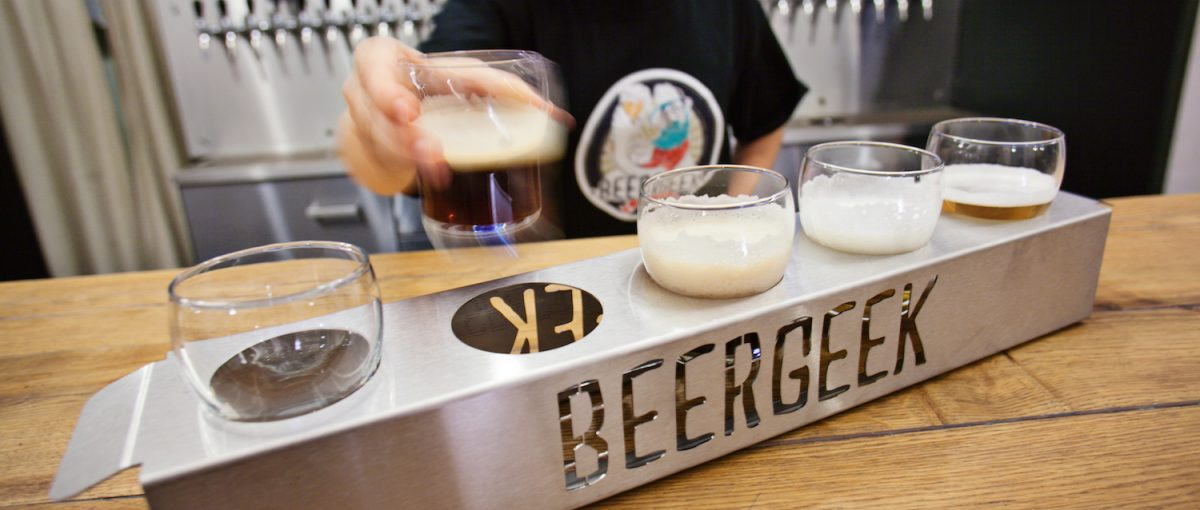 BeerGeek - A Craft Beer Bar in Praha 3 | Hg2 Prague