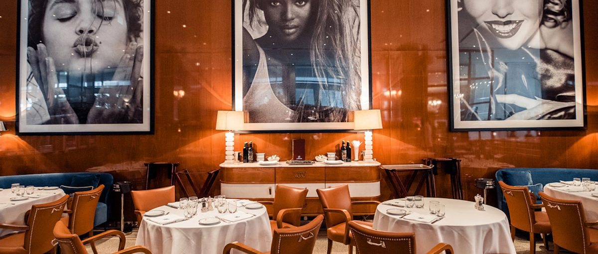 Cipriani Dubai - A Glamorous Italian Restaurant in the UAE | Hg2 Dubai