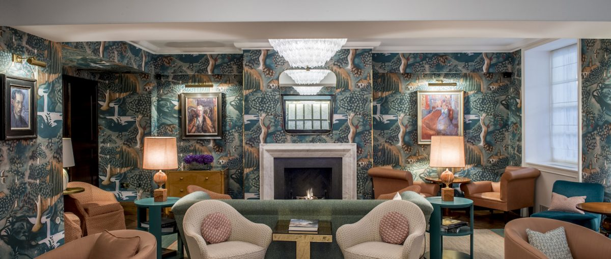 The Bloomsbury Hotel - A Sleek Boutique Hotel in Bloomsbury | Hg2 London