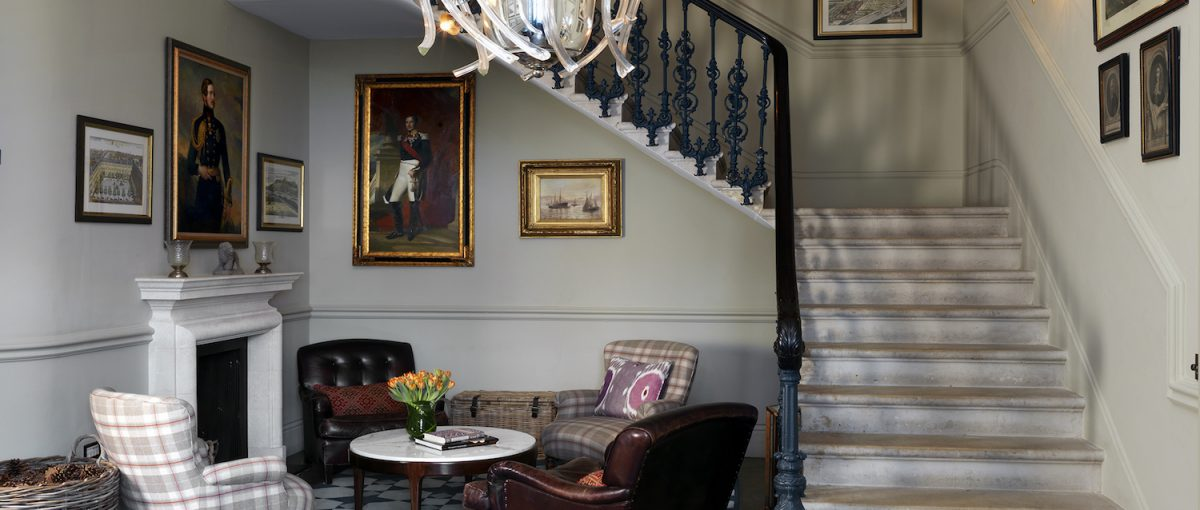 The Kensington Hotel - A Luxurious Hotel in South Kensington | Hg2 London