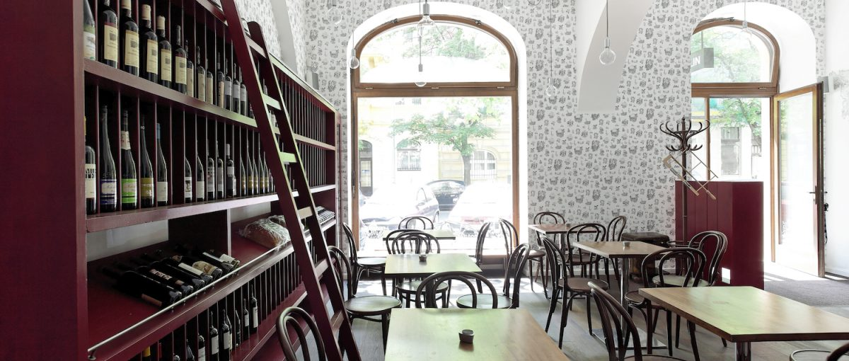 Veltlin - A Stylish Natural Wine Bar in Karlin | Hg2 Prague