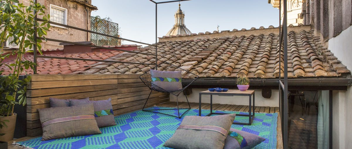 G-Rough – A Hotel of Stylish Suites in the Centro Storico | Hg2 Rome