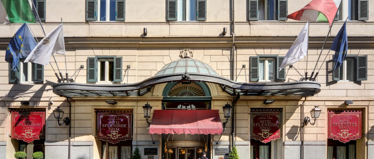 Hotel Splendide Royal - A Luxurious Hotel in Municipio 1 | Hg2 Rome