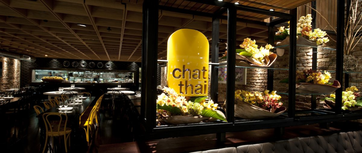 Chat Thai – A Popular Thai Restaurant in the CBD | Hg2 Sydney