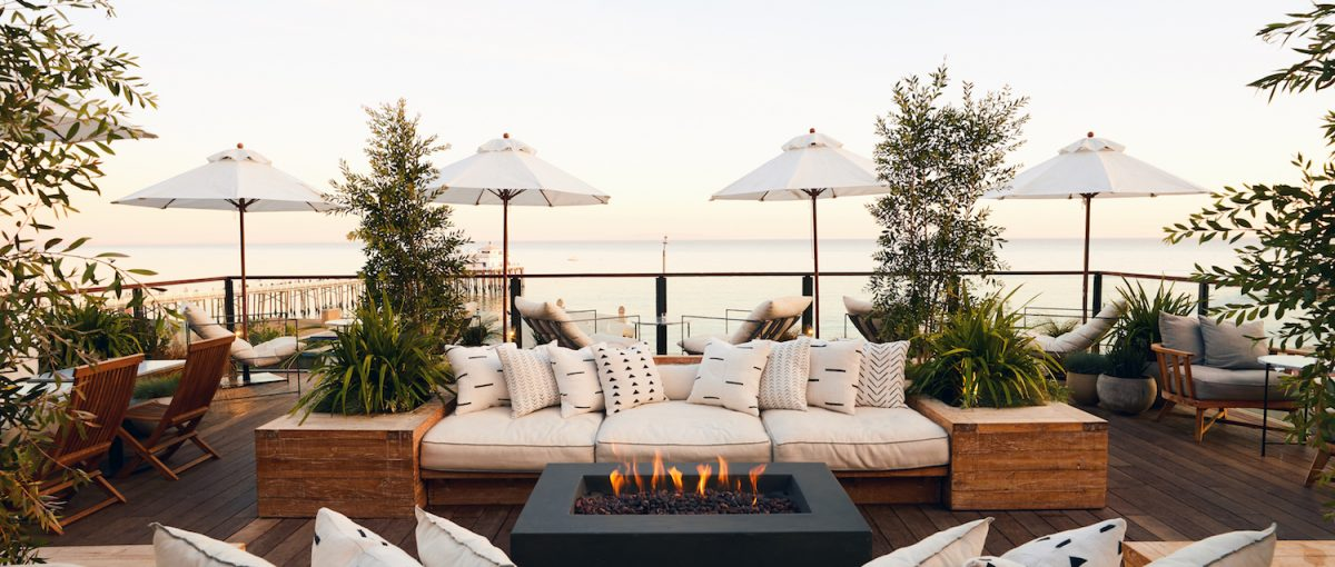 The Surfrider Malibu - A Chic Beach Hotel in Malibu | Hg2 Los Angeles