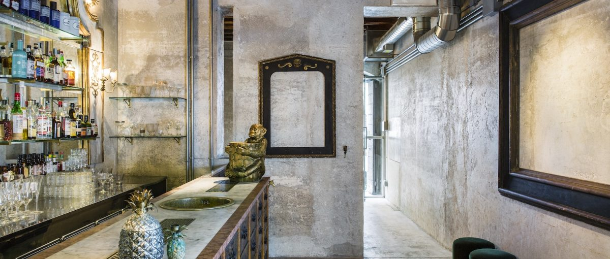 Sacripante Gallery – An Eclectic Gallery in Monti | Hg2 Rome