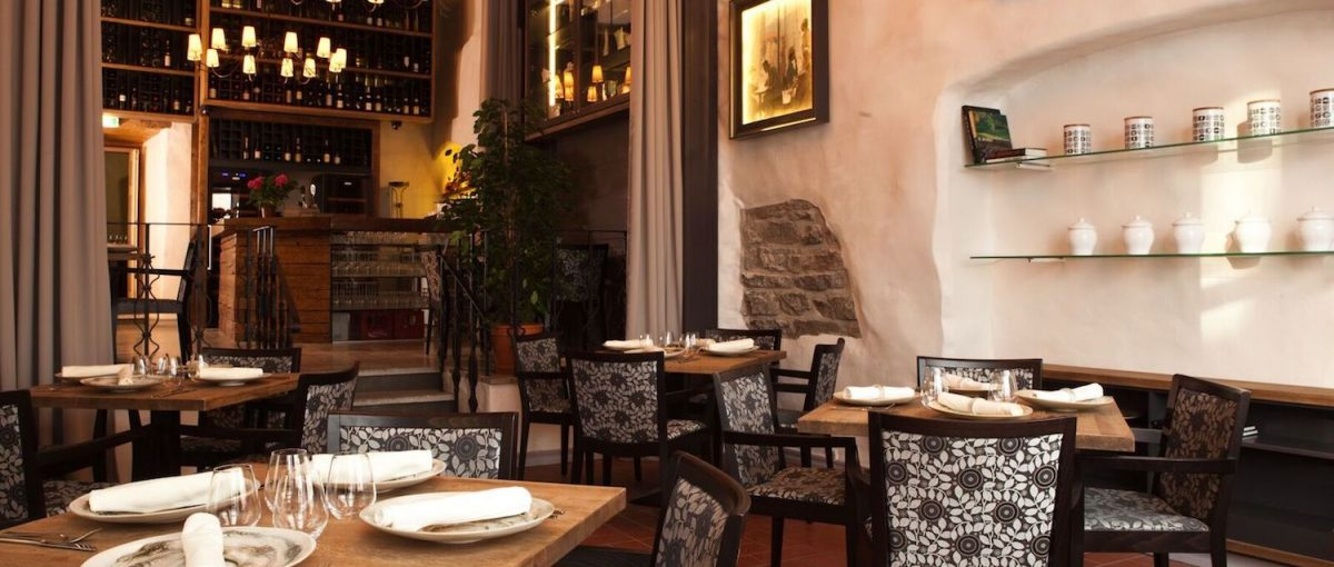 Cru – A Regional Restaurant in the Old Town | Hg2 Tallinn