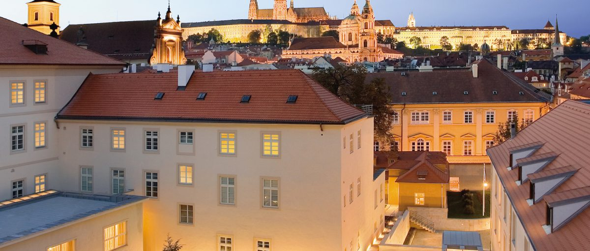Mandarin Oriental Prague – A Luxurious Hotel in the Malá Strana | Hg2 Prague