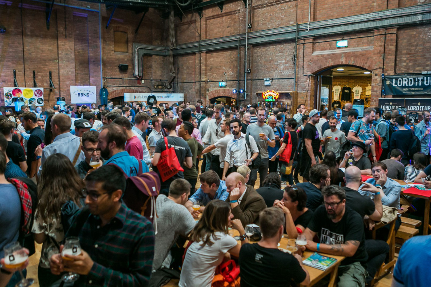 Your Guide to the London Craft Beer Festival (and Where to