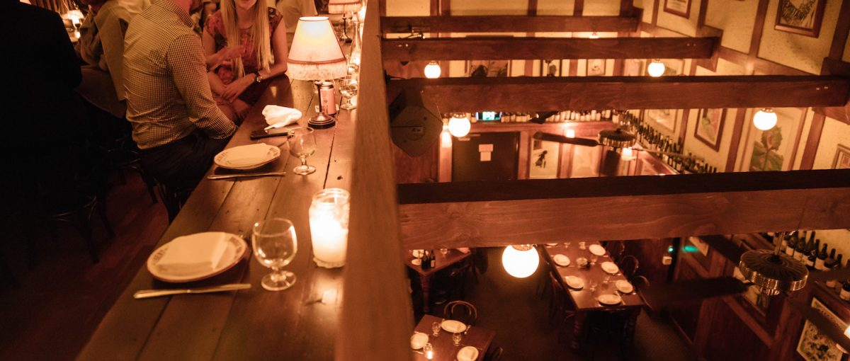 Restaurant Hubert - An Atmospheric French Restaurant and Bar in Downtown Sydney | Hg2 Sydney
