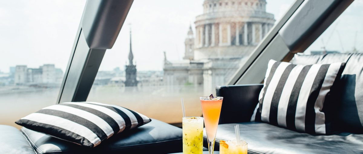 Madison - A Rooftop Bar and Restaurant in London