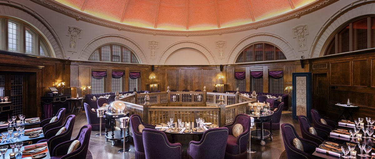 Baptist Bar & Grill - Restaurant and Bar in London